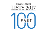 2017 Financial Review Fast 100 2017