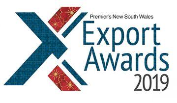 2019 NSW Premier's Export Awards 2019